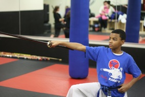 MMA for kids in philly