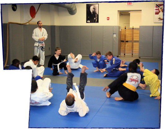 Philly karate for children